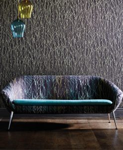 Harlequin Grasses Wallpaper - Wallpaper from the Kallianthi Collection by Harlequin. Buy this wallpaper Australia