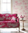 Etienne wallpaper, by Harlequin. Part of the Amilie Collection