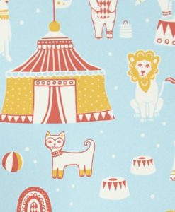 Circus Wallpaper by Majvillan 105-01