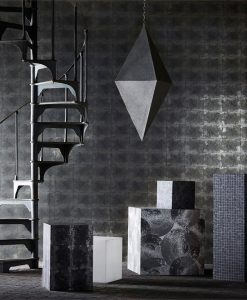 Harlequin Oxidise wallpaper