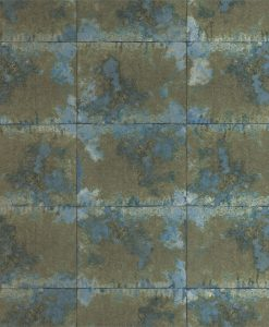 Harlequin Oxidise Moonstone Brass Anthology 03 Wallpaper