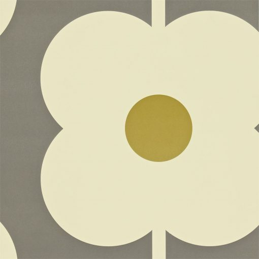 Abacus Orla Kiely Wallpaper Dove