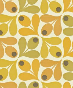 Harlequin Multi Acorn Spot Wallpaper
