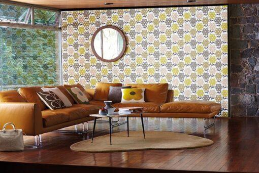 Harlequin Rhodedendron Wallpaper