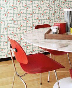 Harlequin Acorn Spot Wallpaper