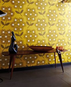Harlequin Giant Rhodedendron Wallpaper
