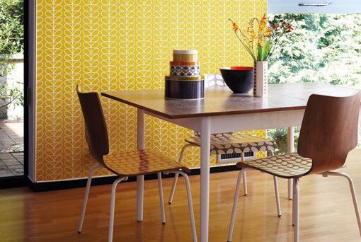 Harlequin Linear Stem Wallpaper
