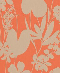 Nalina wallpaper - Papaya