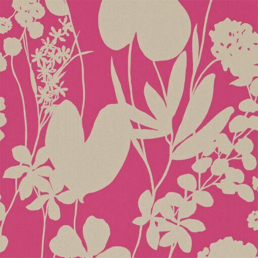 Nalina wallpaper - Flamingo