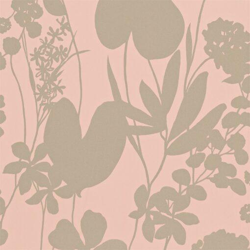 Nalina wallpaper - Peach