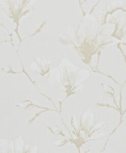 Momentum Wallcoverings 03 by Harlequin Wallpaper- Lotus in Pearl