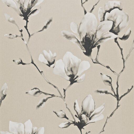 Momentum Wallcoverings 03 by Harlequin Wallpaper- Lotus in Rose Gold