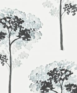 Katsura in Topaz, from the Momentum 03 Collection by Harlequin Wallpaper