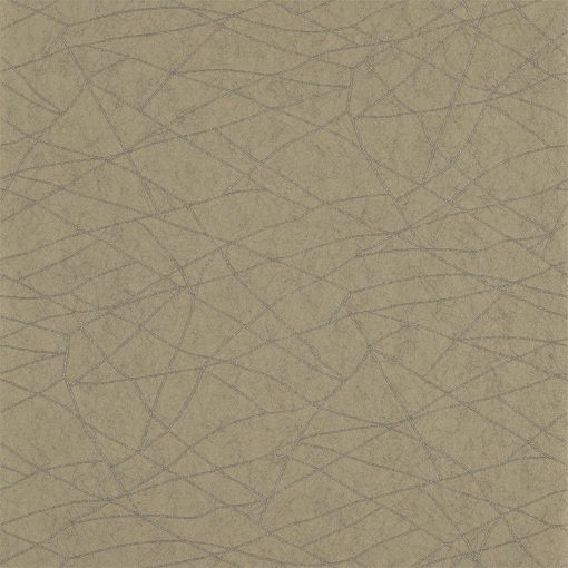 Momentum Wallcoverings 03 by Harlequin Wallpaper- Koto in Brass