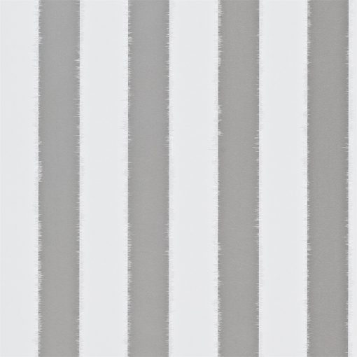 Momentum Wallcoverings 03 by Harlequin Wallpaper- Shima striped wallpaper in Silver