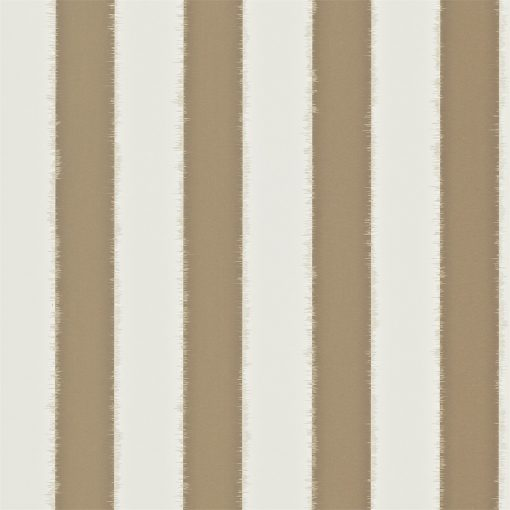 Momentum Wallcoverings 03 by Harlequin Wallpaper- Shima striped wallpaper in Copper
