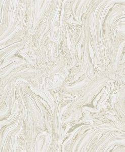Momentum Wallcoverings 03 by Harlequin Wallpaper- Makrana in Stone