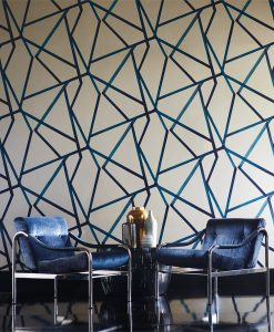 Harlequin Sumi Wallpaper from the Momentum Collection