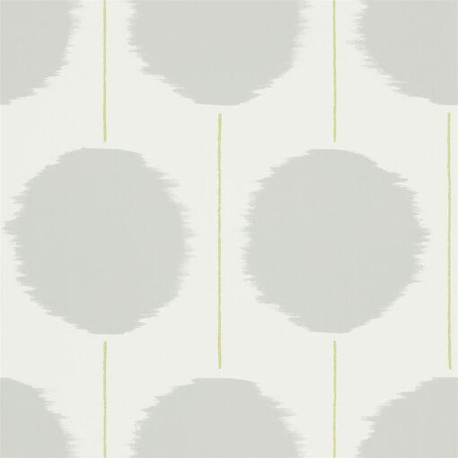 Kimi wallpaper by Scion in Lime/Slate