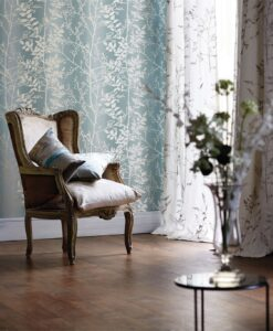 Persphone wallpaper from the Kallianthi Collection by Harlequin