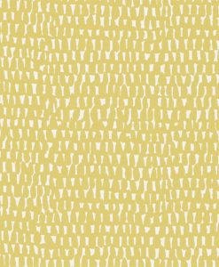 Totak wallpaper by Scion in Saffron