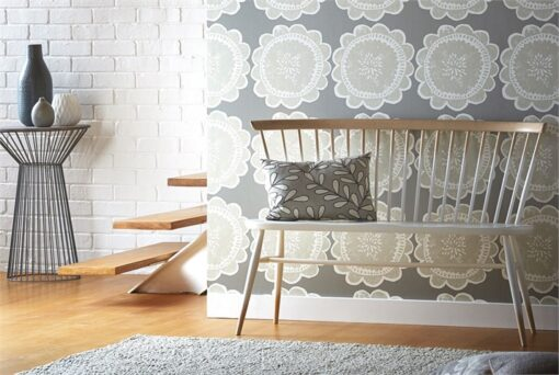 Lotta wallpaper from the Levande Collection by Scion
