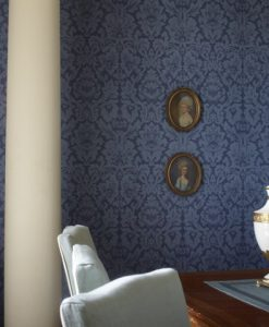 Versailles wallpaper by Zophany in Blue