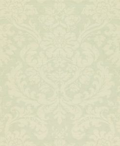 Tours damask wallpaper by Zophany in Floes