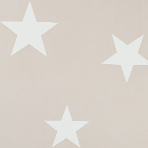 Hibou - Stars Wallpaper in blush