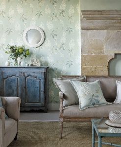 Chestnut Tree wallpaper from the Woodland Walk Collection by Sanderson