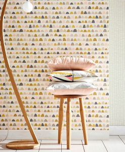 Priya wallpaper from the Lohko Collection by Scion
