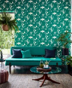 rizona Wallpaper in Kiwi