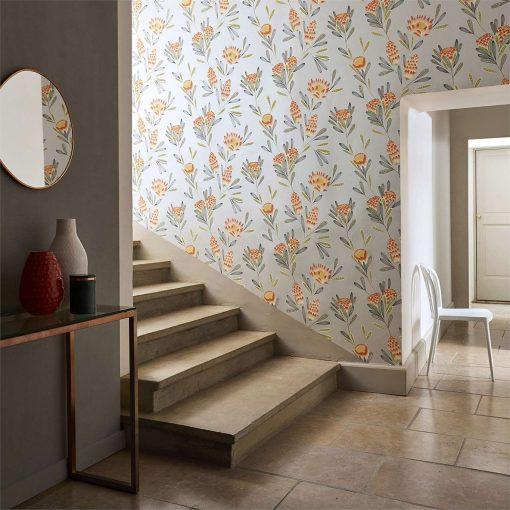 Cayo wallpaper from the Zapara Collection by Harlequin