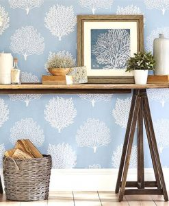 Coraline wallpaper by Sanderson from the Port Isaac Collection