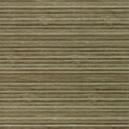 Hibiki wallpaper from the Anthology 05 Collection in Gold & Putty