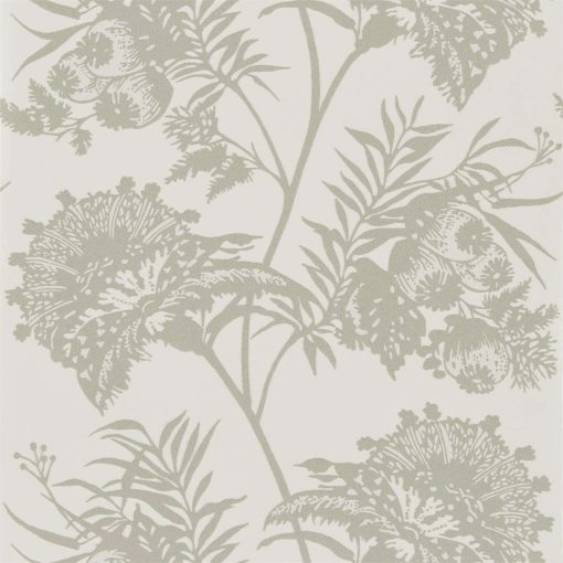 avero Shimmer Wallpaper from the Zapara Collection in Linen