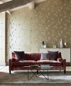 Iyanu Wallpaper from the Zapara Collection