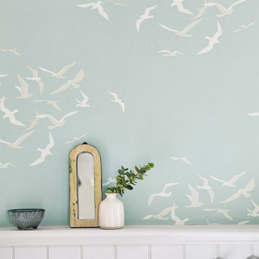 Larina Wallpaper from the Port Isaac Collection
