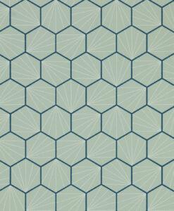 Aikyo Wallpaper in Seagrass