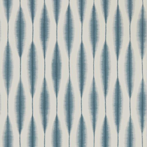Kasuri wallpaper in Slate