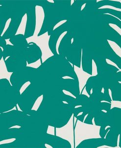 Arizona tropical palm tree wallpaper in Gecko