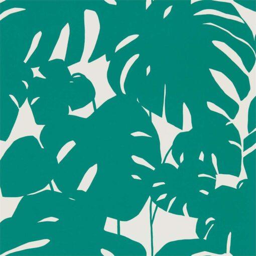 Arizona tropical palm tree wallpaper in Gecko