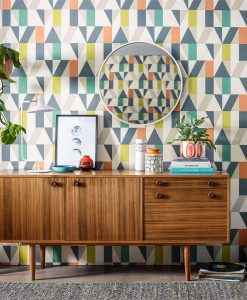 Nuevo Wallpaper from the Nuevo Collection by Scion