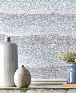 Ripley Wallpaper from the Port Isaac Collection