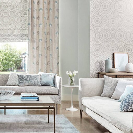 Cadencia Wallpaper from the Paloma Collection by Harlequin Wallpaper