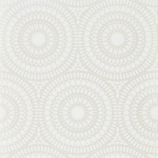 Candencia Wallpaper from the Paloma Collection in Porcelain