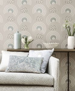 Louella Wallpaper from the Paloma Collection