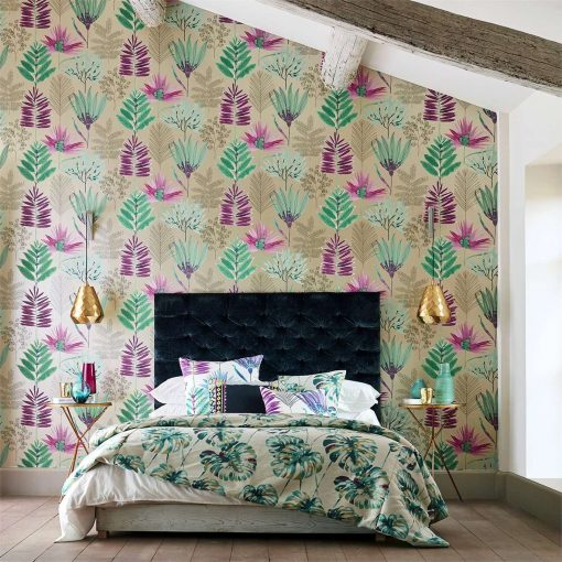 Yasuni Wallpaper from the Zapara Collection by Harlequin