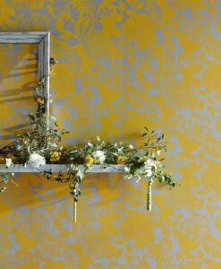 Coquette Wallpaper from the Standing Ovation Collection by Harlequin