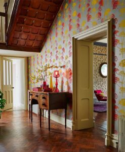 Angeliki Wallpaper from the Callista Collection by Harlequin Wallpaper Australia